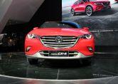 成都车展马自达全新CX-4