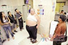 重庆第一胖减肥了!降到切胃手术后分解155公斤燃脂舞经过动作图片