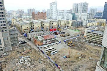 乌鲁木齐市老城区改造提升工程全面开工