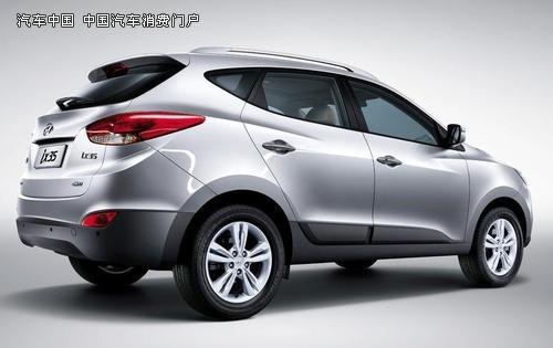 买车推荐 自动挡suv型本田cr-v对比现代ix35